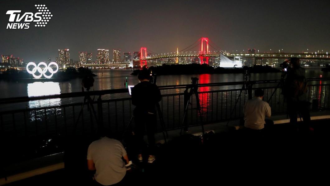 圖/達志影像路透社 「東京警報」不影響生活 但疫情延燒恐重回緊急事態
