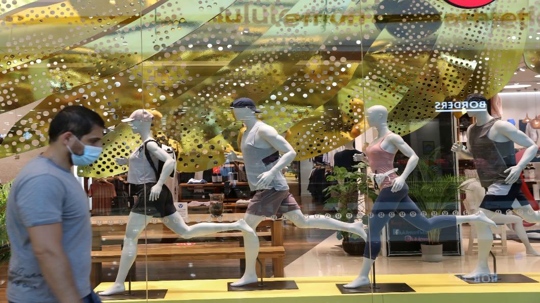圖/達志影像路透 後疫情經濟 時尚囤貨大促銷.加州生蠔轉型