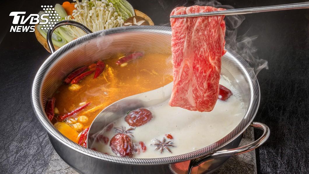 很多人喜歡吃火鍋。(示意圖/TVBS) 為何火鍋店都有冰淇淋? 老饕揭「暗黑真相」