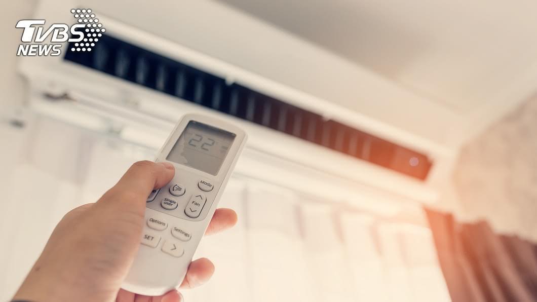 (示意圖/TVBS資料照) 冷氣24小時不關爽吹2個月 「電費不到千元」網驚呆