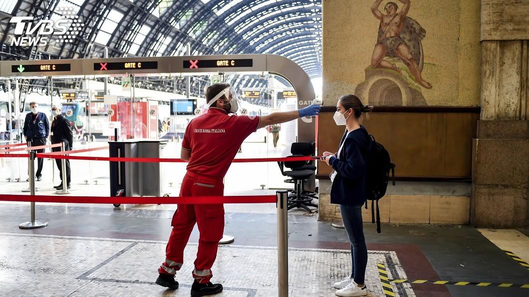圖/達志影像美聯社 義大利對歐洲觀光客招手 全球疫情最新情報