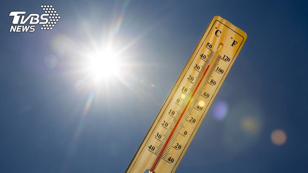 連續出現高溫午後局部陣雨的天氣。(示意圖/TVBS) 連日高溫午後雨!台現出梅天氣型態 專家:不排除2度梅