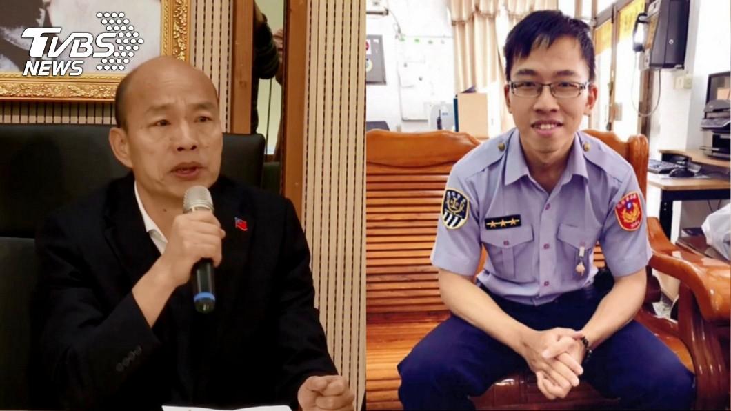 圖/TVBS資料照 李承翰父飲恨離世 韓國瑜心痛:犧牲卻沒得到應有公道