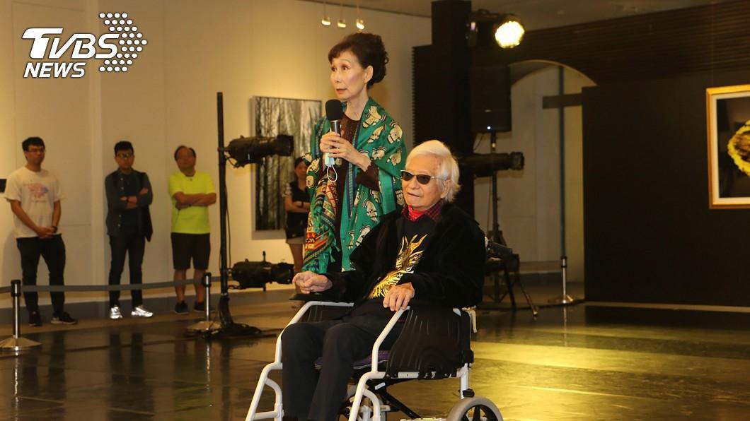 「台灣現代攝影第一人」的攝影家柯錫杰昨晚過世,享壽90歲。(圖/文化部提供) 台灣現代攝影第一人柯錫杰過世 享壽90歲