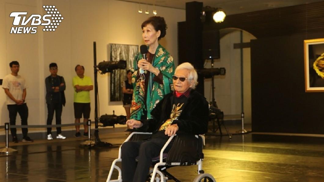 攝影家柯錫杰5日辭世,享耆壽90歲。(圖/文化部提供) 柯錫杰辭世 文化部將呈請總統明令褒揚
