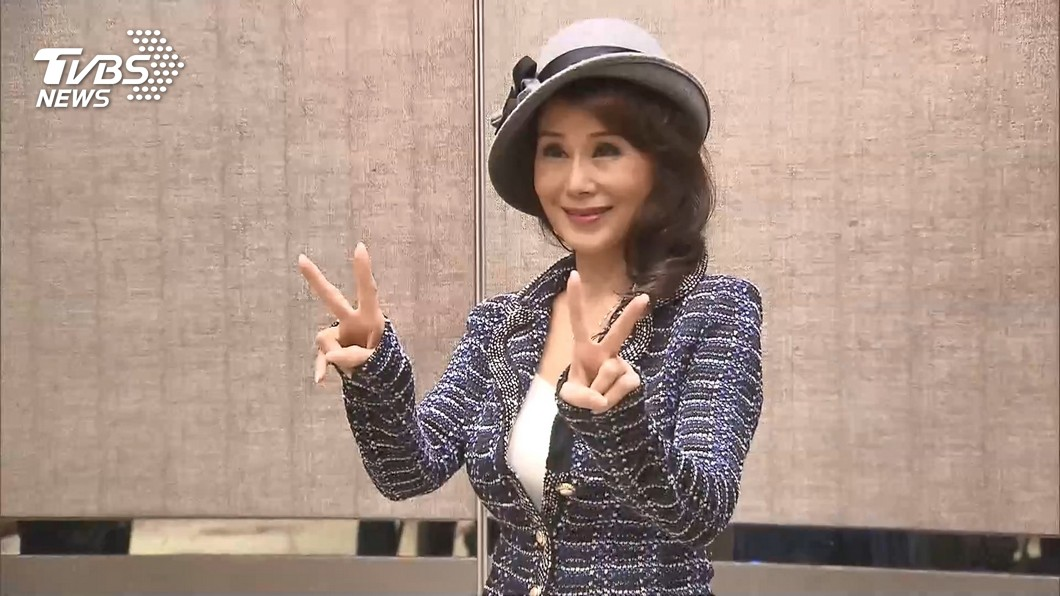 資深女星張琍敏力挺韓國瑜一向不遺餘力。(TVBS資料圖) 韓遭罷免撂「此生不去高雄」 韓粉女星:這政府無所不能