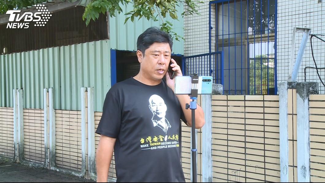 一向力挺韓國瑜的支持者杏仁哥,9日開直播時突然宣布,不參加13日凱道的抗議活動了。(TVBS資料示意圖) 態度逆轉?稱未號召韓粉上凱道 杏仁哥:全力支持蔡總統