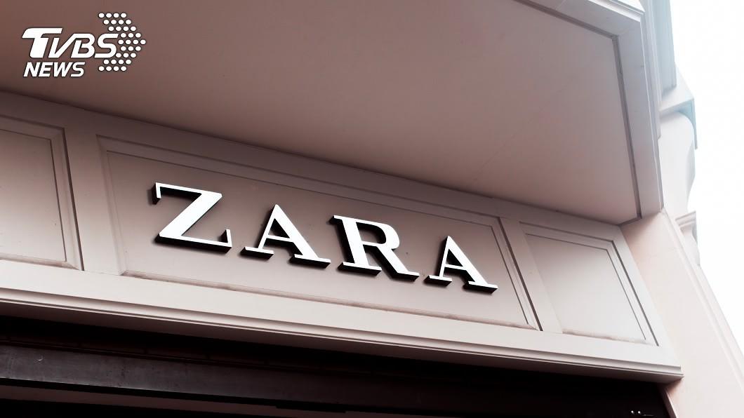 示意圖/TVBS 被疫情打垮 ZARA母公司收掉全球1200家門市