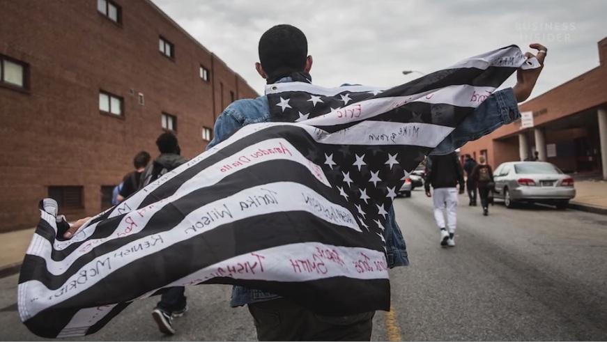 非裔難撕犯罪標籤 半數曾遭無故盤查