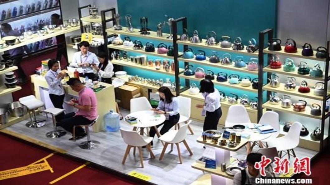 圖/翻攝自 中新網 中國大陸PPI創4年新低 廣交會改線上搶單