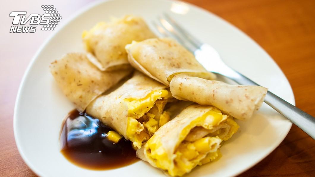 若早晨來上一份美味的早餐,必定能為一整天帶來好心情。(示意圖/TVBS) 好心情秒被毀!老闆蛋餅加「創意配料」被嫌爆:無法接受