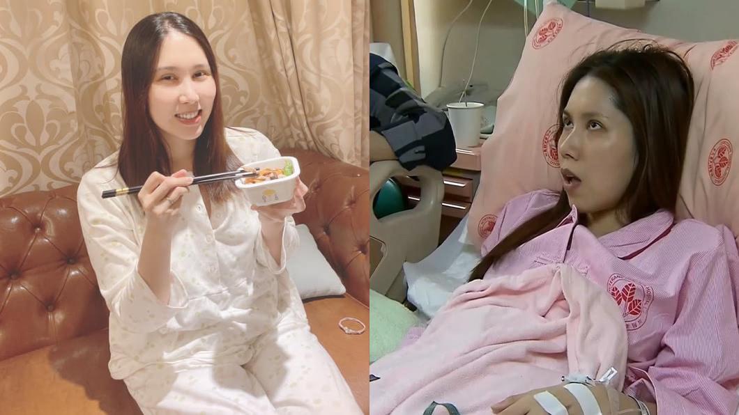 圖/TVBS資料照、翻攝自余苑綺臉書 傷口還在流血水…余苑綺頻喊想回家 原因讓李亞萍心痛