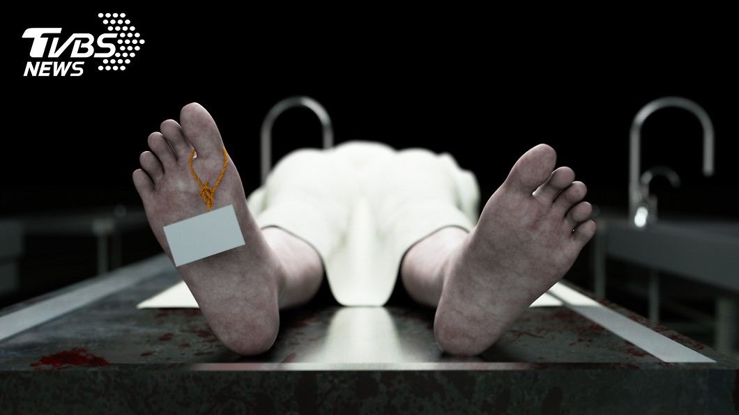 (示意圖,與事件無關。圖/TVBS) 大鬧醫院被關進停屍間 醉漢驚見一幕嚇瘋求警開門