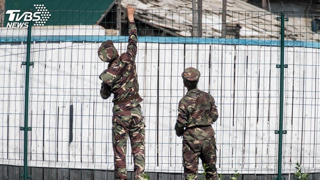 北韓誓言派出軍隊重回已非軍事化的邊界設施。(示意圖/TVBS) 北韓拒絕南韓派特使提議 誓言派兵重回邊界