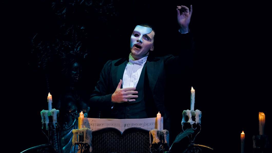 百老匯音樂劇《歌劇魅影》將於年底4度訪台。(圖/寬宏藝術提供) 《歌劇魅影》4度來台 台北小巨蛋化身巴黎歌劇院