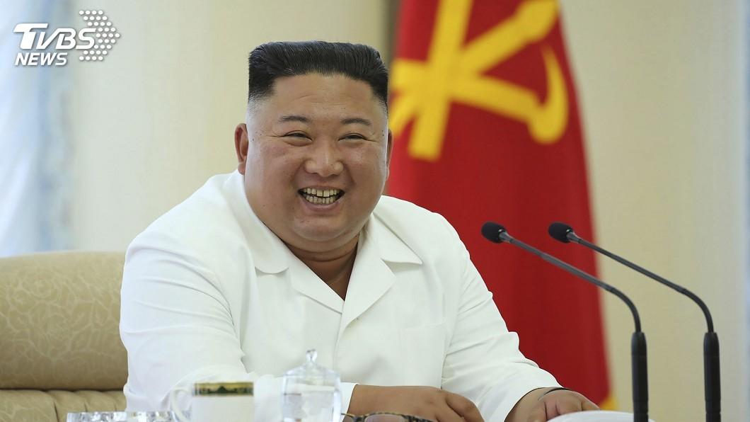 一架據信是金正恩專機的客機從平壤附近飛往咸興市。(圖/達志影像美聯社) 南北韓緊張升溫 疑金正恩專機飛往潛艦製造地