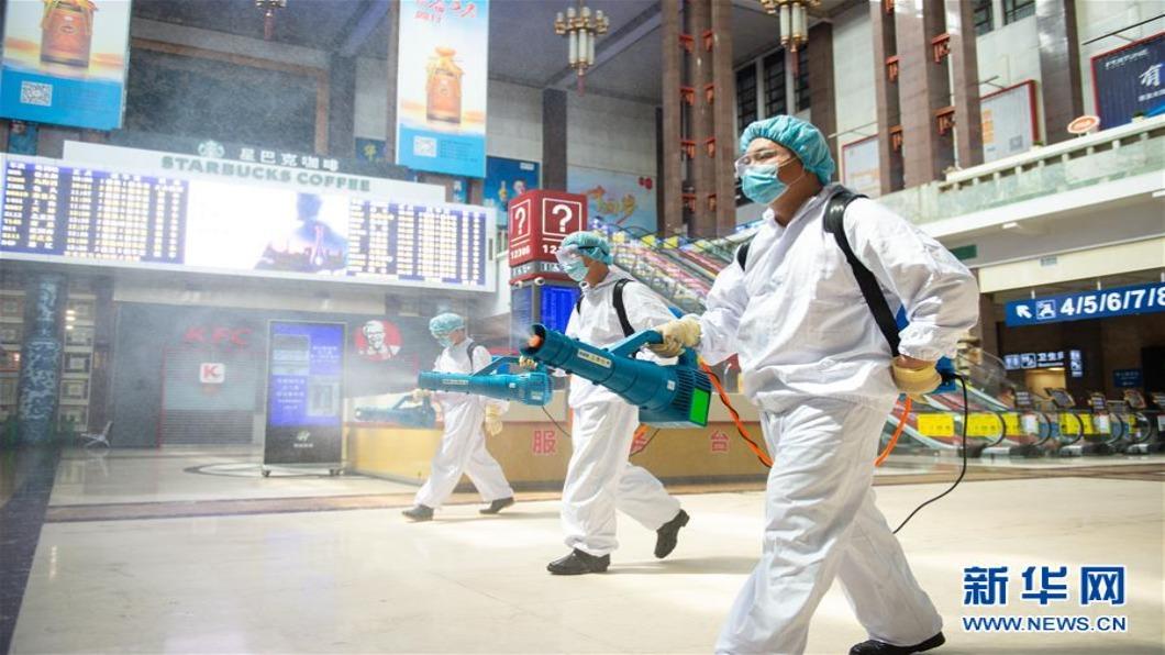 圖/翻攝自 新華網 北京八天累計確診183例 6/19起暫停省際客運