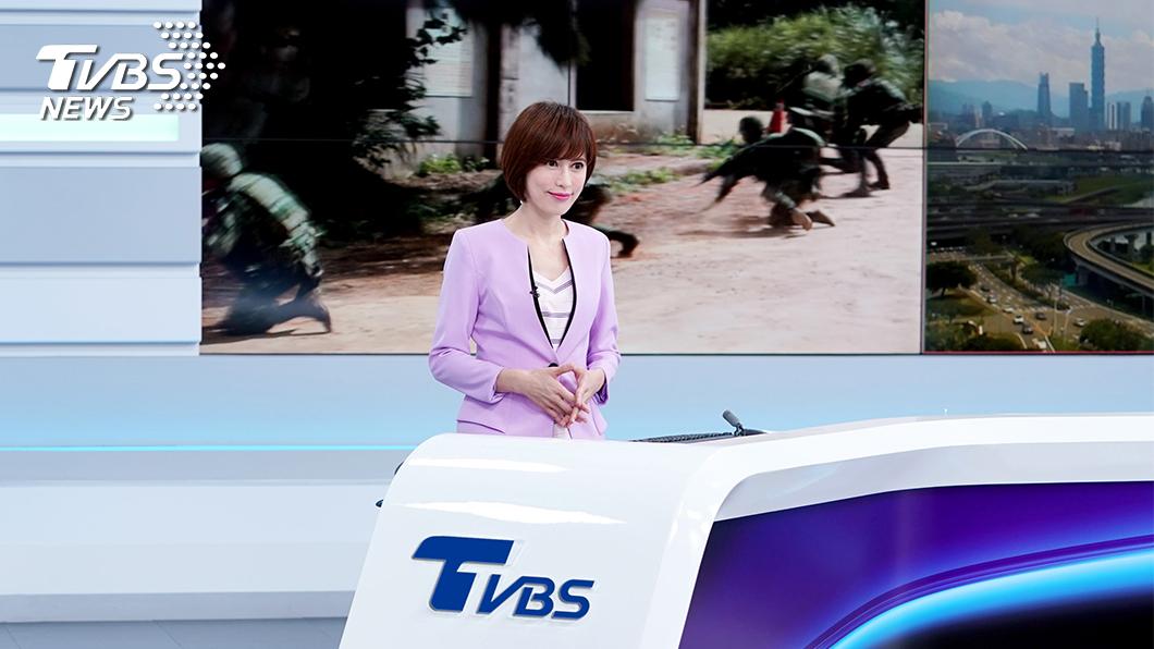 TVBS新聞連續三年登國內最受信賴之商業新聞品牌。(圖/TVBS) 牛津大學調查 TVBS連續三年登國內最受信賴之商業新聞台