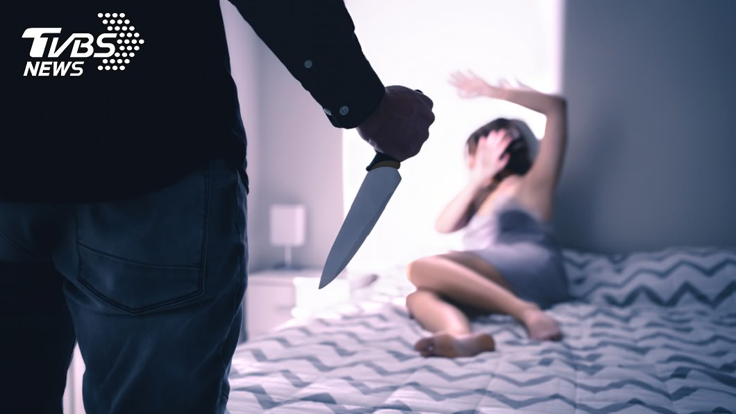 示意圖/TVBS資料照 沒喝酒就臉紅!男懷疑女友有病 竟趁她熟睡割頸:讓妳死