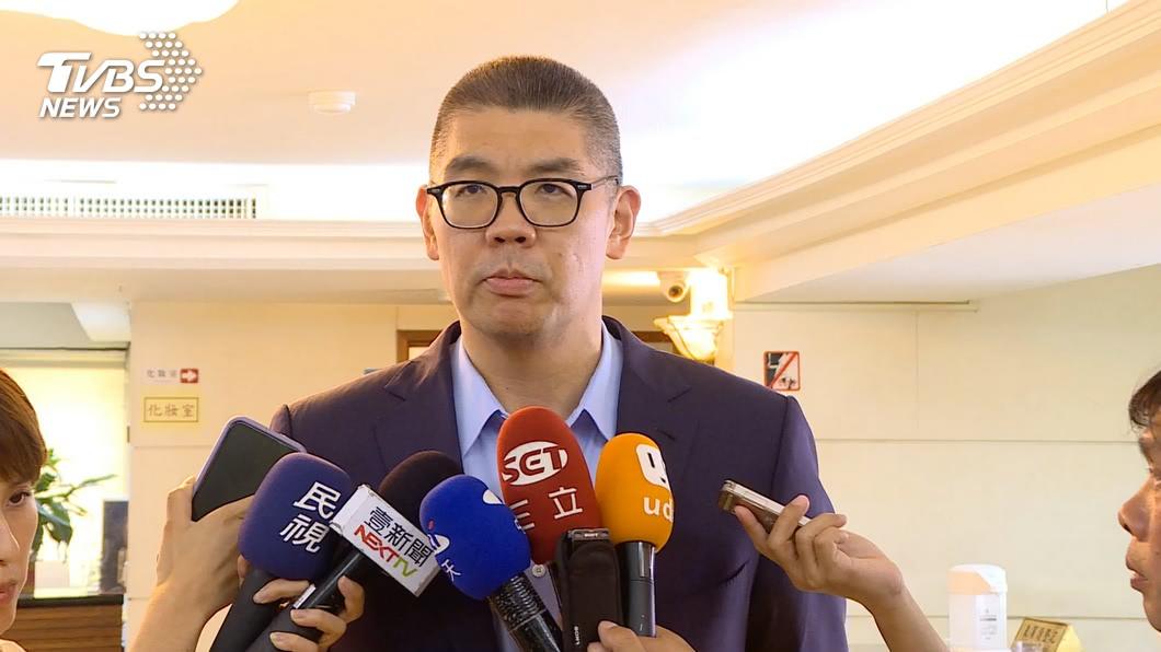 國民黨智庫副董事長連勝文表示,相信年輕人會認同「九二共識」。(圖/TVBS資料畫面) 年輕人能認同「九二共識」?連勝文:沒人想打仗吧