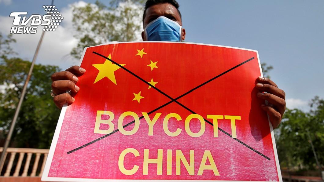 圖/路透社 印度興起反中潮 揚言拒買小米改買ASUS