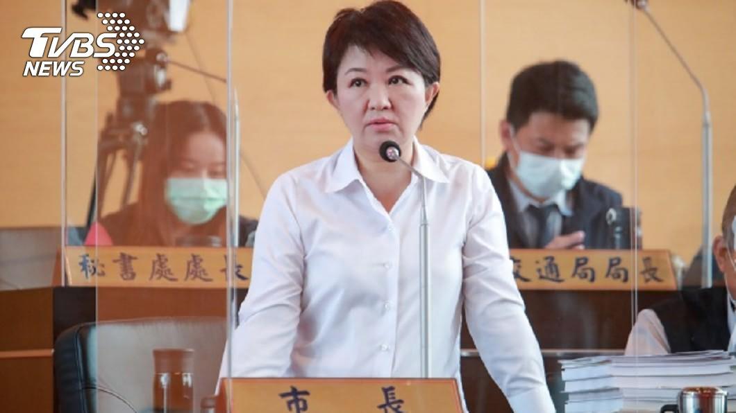台中市長盧秀燕。(圖/中央社) 民調近7成反對重啟中火機組 盧秀燕:民眾要健康
