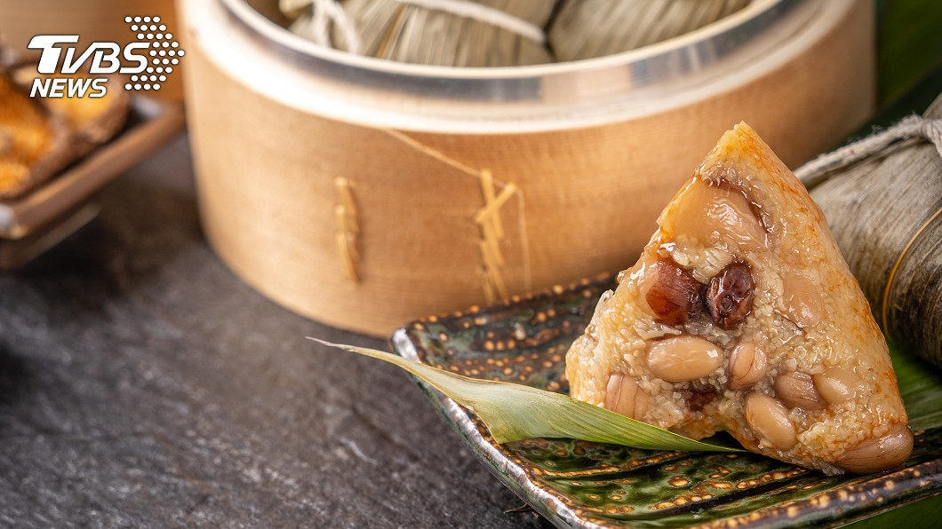 許多人都準備好粽子迎接端午節。(示意圖/TVBS) 粽子精髓是什麼?老饕揭「好吃關鍵」:根本絕妙搭配好嗎