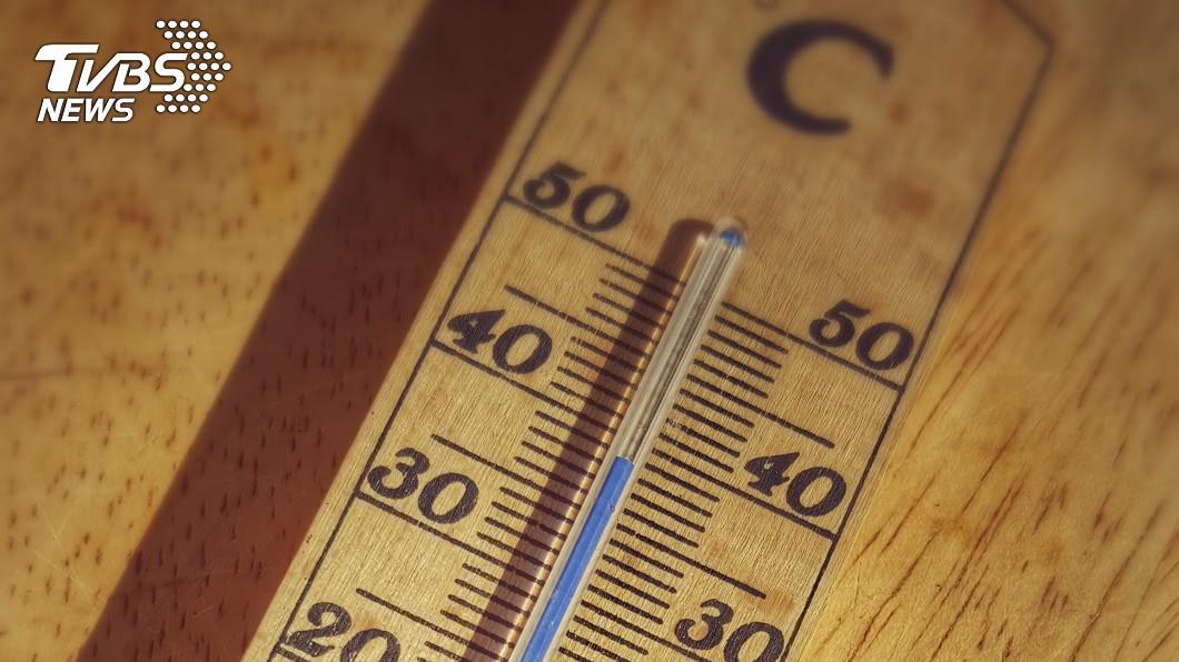 示意圖/TVBS 北極發燒! 西伯利亞小鎮高溫飆破38度