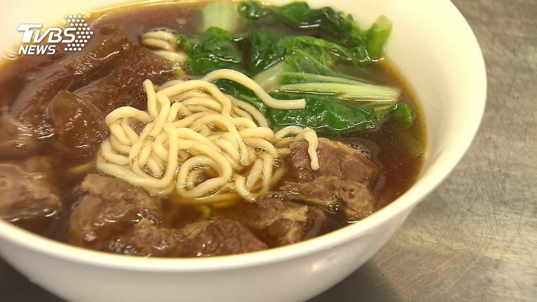牛肉麵是不少民眾愛吃的美食之一。(示意圖/TVBS) 消夜買牛肉湯 男「加料」瞬間美味升級網暴動:我餓了