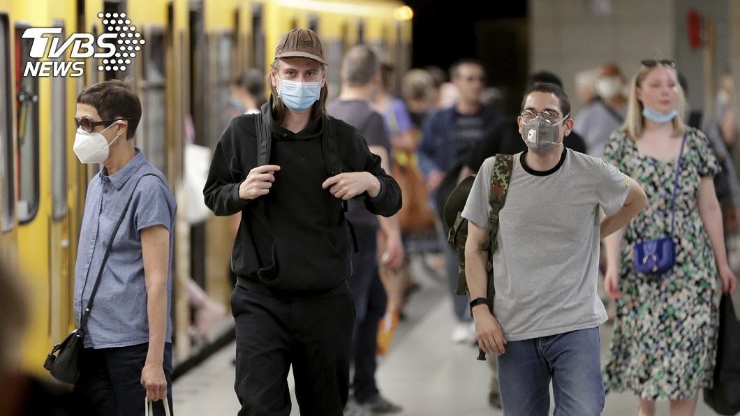 德國重新恢復因疫情而施行的封鎖。(圖/達志影像美聯社) 解封遇挫 德國重啟疫情限制逾60萬人受影響
