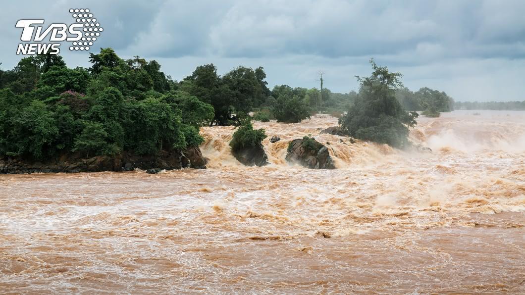 今年以來洪澇災害已造成大陸26個省市區1122萬人次受災。(示意圖/TVBS) 中國應急管理部:今年洪澇已有1122萬人次受災