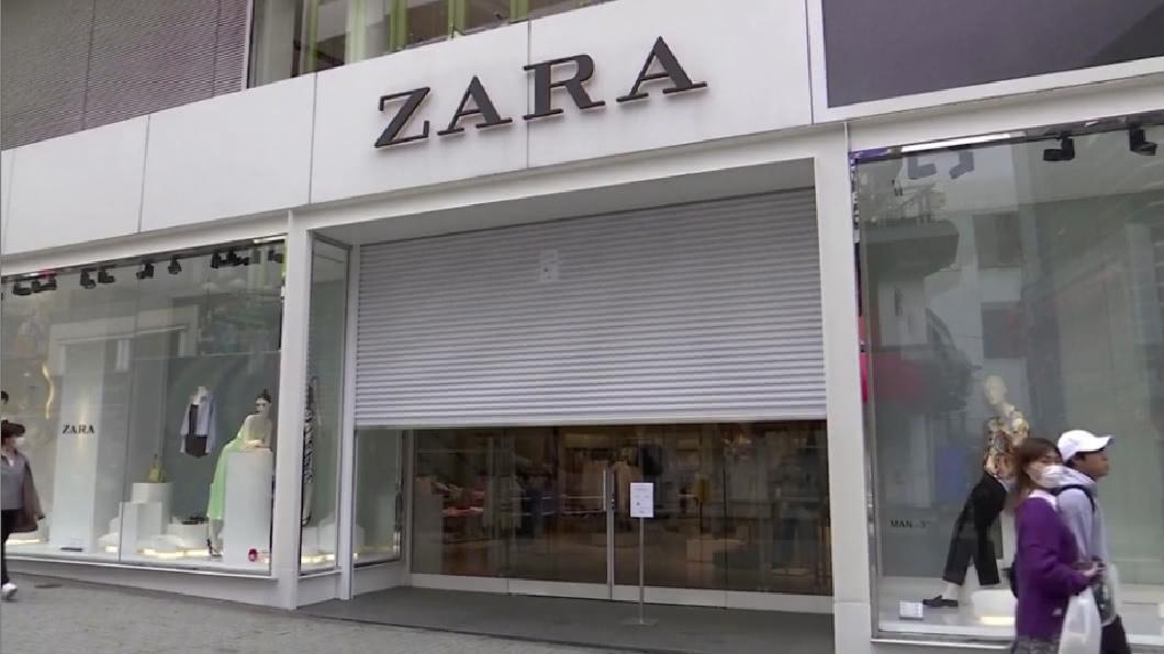 潮牌光環不再 ZARA.維密紛關店