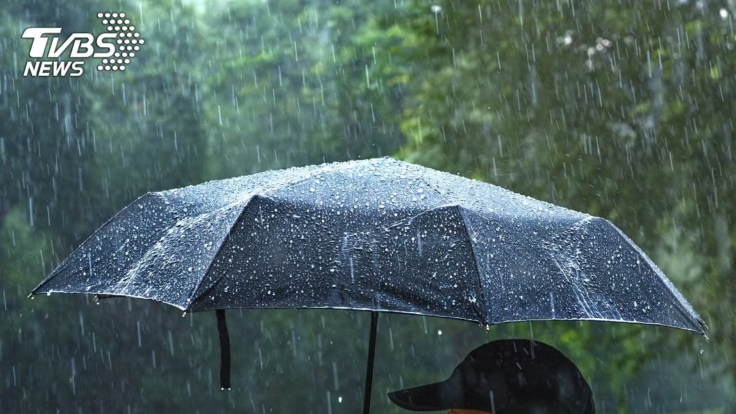 (示意圖/TVBS) 秒懂本週天氣!氣象局曝「此2天」全台午後恐下豪雨