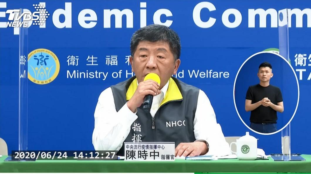 圖/TVBS 日女疑在台染疫!醫揭3現象示警:可能沒這麼幸運了