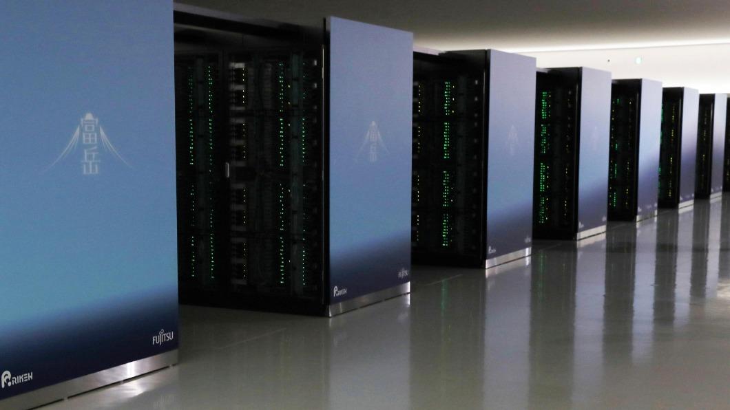 圖/達志影像美聯社 全球最強!日本「富岳」奪超級電腦冠軍