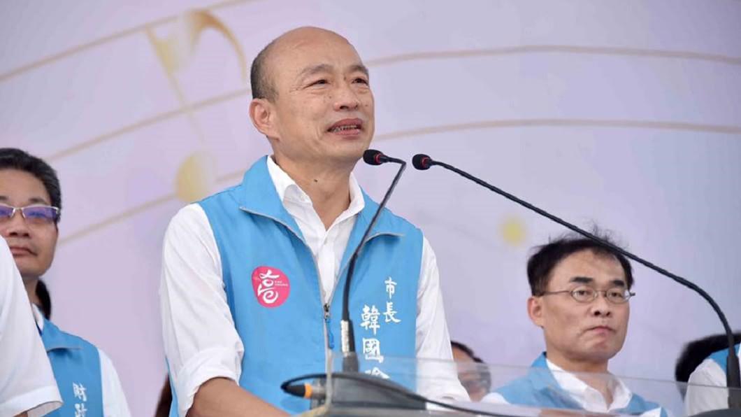 韓國瑜表示過去大半年世界極不平靜。(圖/翻攝自韓國瑜臉書) 嘆「過去大半年不平靜!」 韓國瑜發文盼掃陰霾