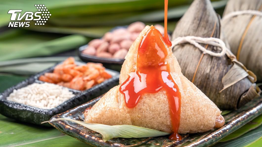 (示意圖/TVBS) 年度南北大戰 粽子口味銷量大比拚