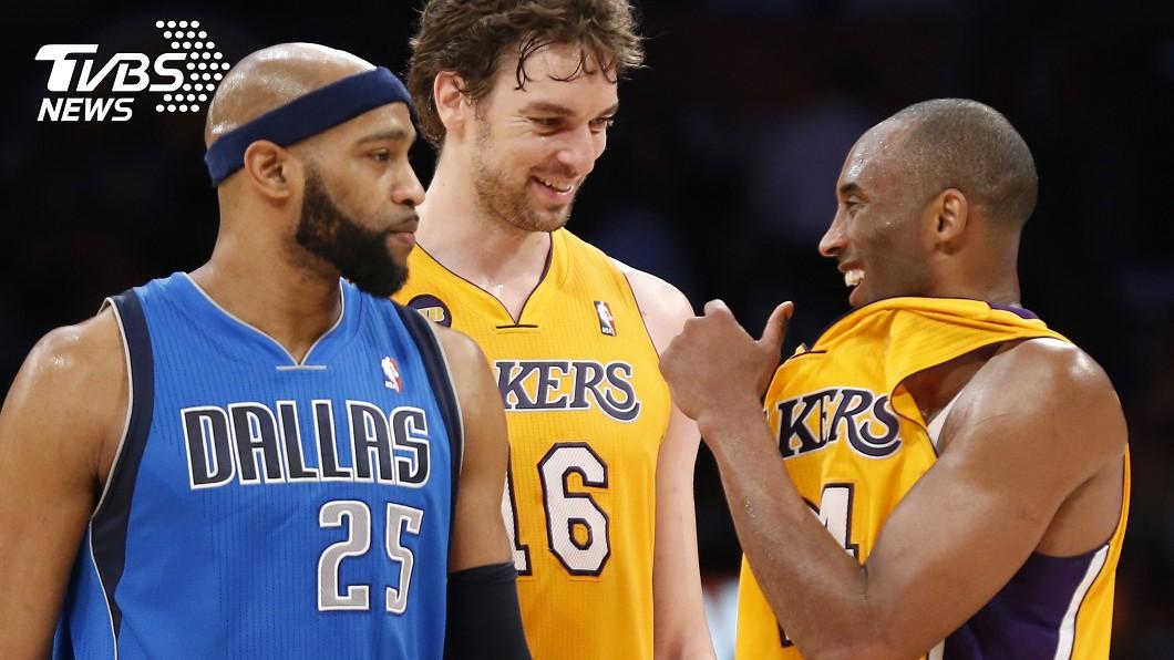 圖/路透社 飛了22季! 「半人半神」卡特結束NBA生涯