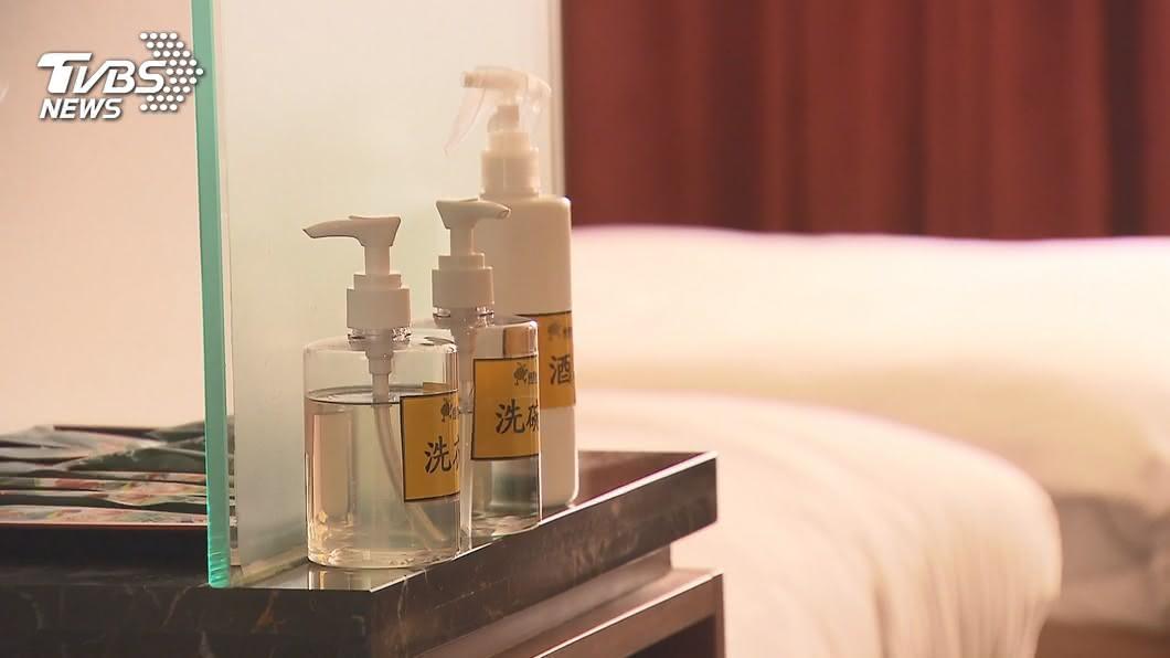 (圖/TVBS) 非防疫旅館收居檢者 北市府:28日開罰