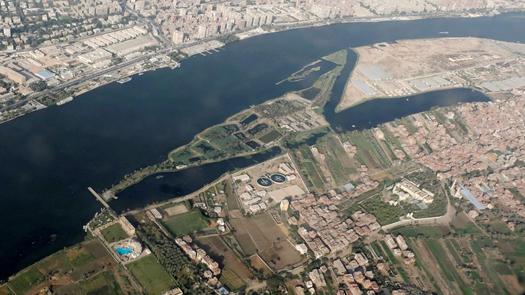 示意圖/達志影像路透 爭尼羅河.衣索比亞大壩蓄水 待埃及點頭