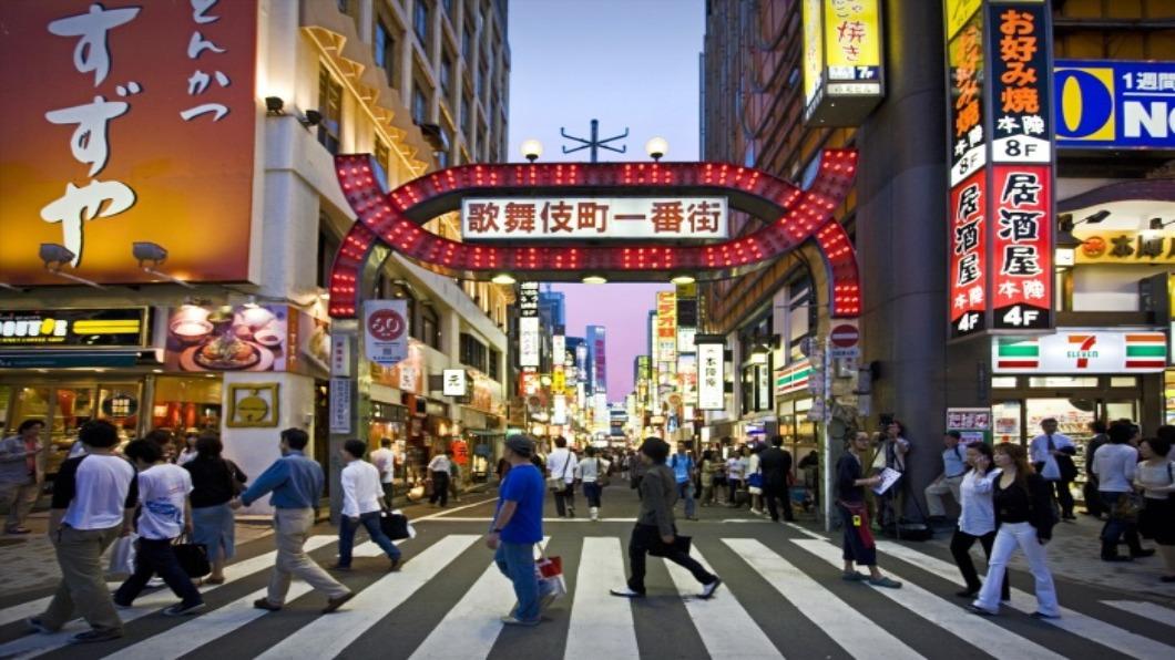 圖/達志影像 緊急狀態後最多! 東京單日60例 牛郎占三成