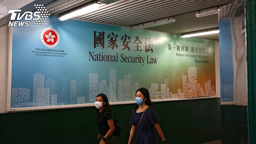港媒:國安公署近日掛牌運作 地位次於中聯辦
