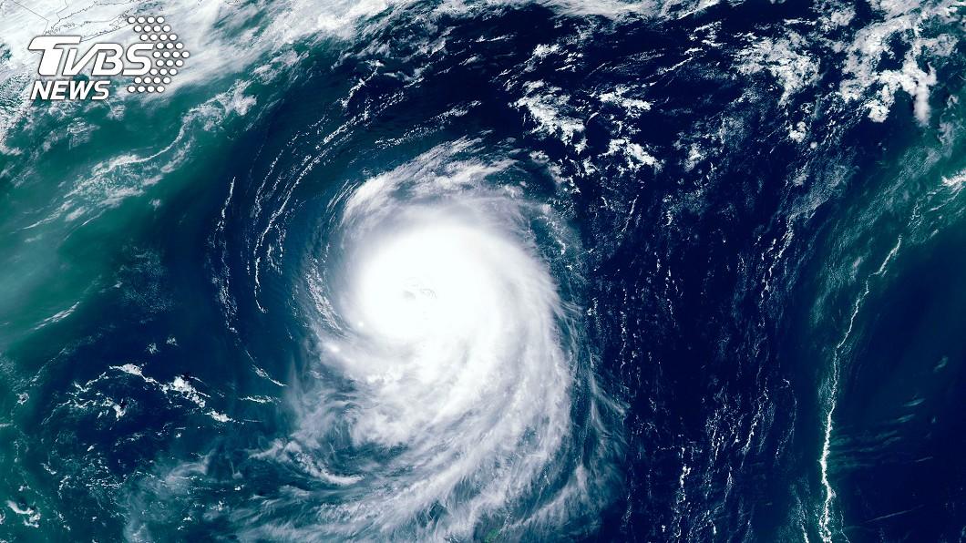 颱風季即將來臨。(示意圖/TVBS) 氣象局估今年侵台颱風3至5個 預警時間相對變短