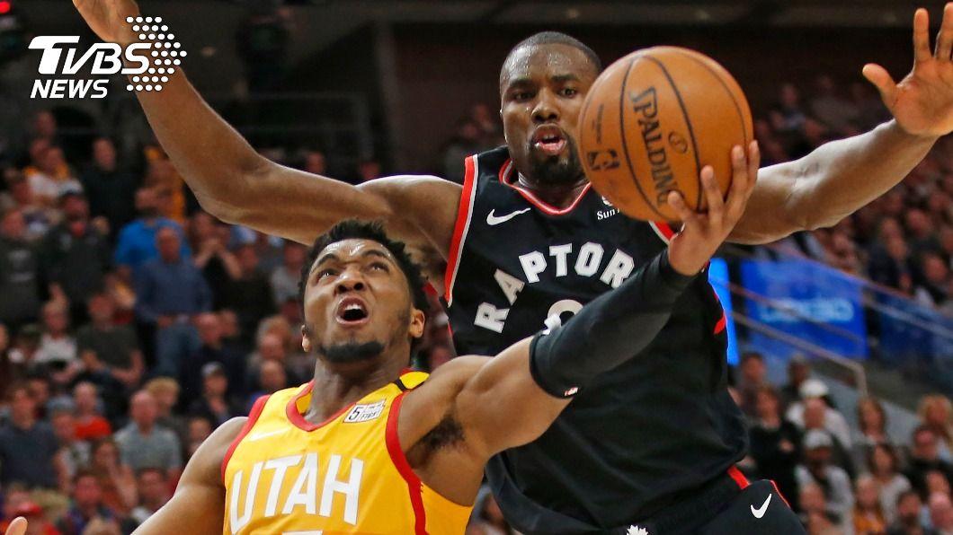 圖/達志影像美聯社(示意圖) NBA推聯盟「泡泡」防疫 暴龍搶先體驗隔離