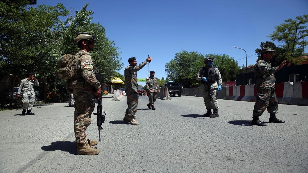 塔利班領俄羅斯懸賞金 殺駐阿富汗美軍
