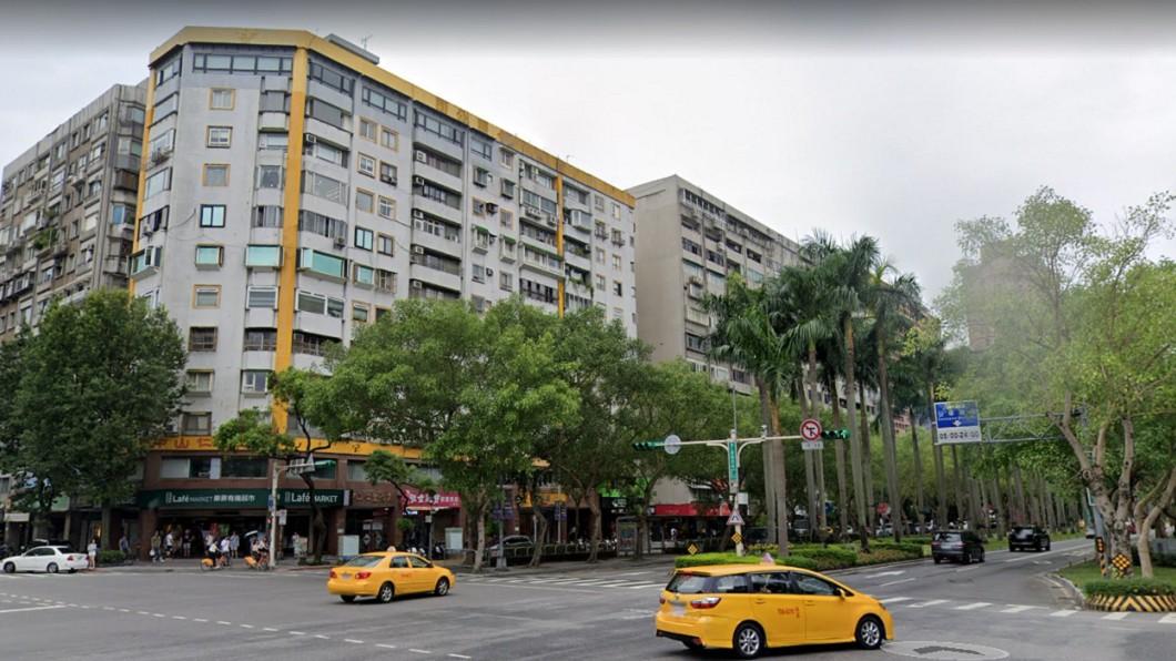 光復南路、仁愛路口。(圖/Google map) 38年前台北房價曝 單坪「超狂售價」:回不去了!