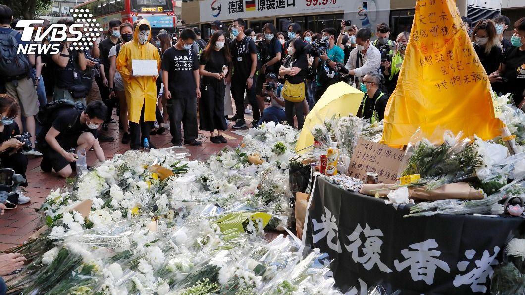 中國通過港區國安法 日本共產黨抗議要求撤回