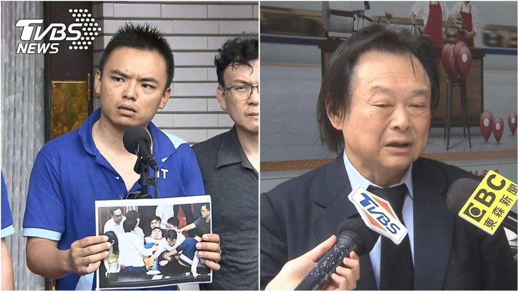 (圖/TVBS資料畫面) 洪孟楷怒告綠委 王世堅酸:「肉雞」吵輸還哭哭啼啼