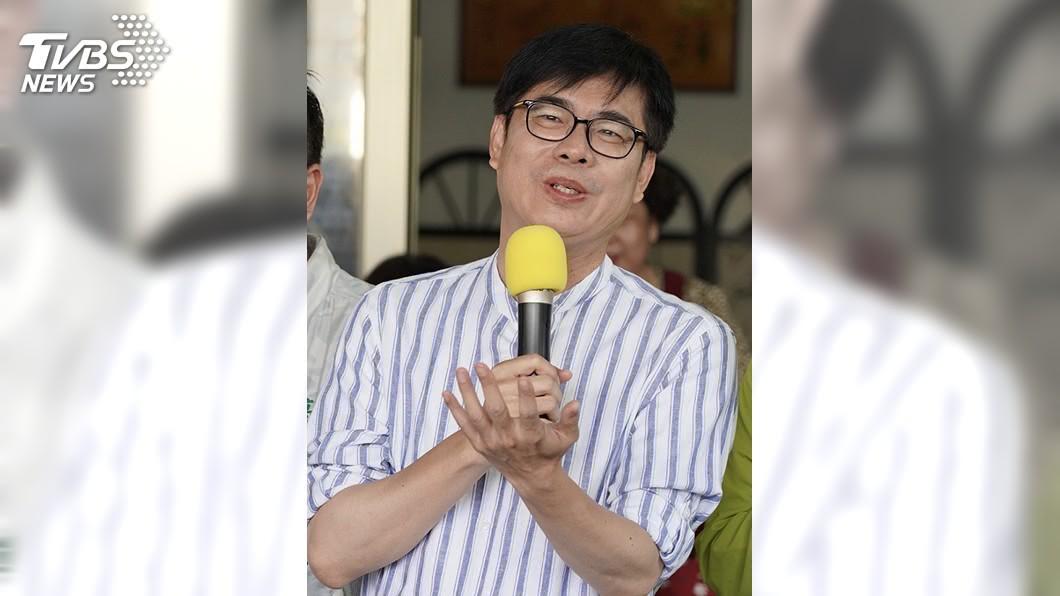 民進黨高雄市長補選參選人陳其邁。(圖/中央社) 陳其邁:若防疫沒做好,我可能不會補選市長