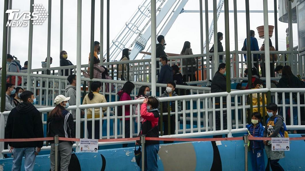 (圖/中央社) 花東地區國小以下學童 暑假免費玩兒童新樂園